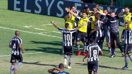 Melhores momentos: Boavista 0 x 3 Botafogo pela Taça Guanabara 2019