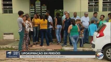 Médico morre após ser submetido a lipoaspiração na Santa Casa de Perdões (MG)