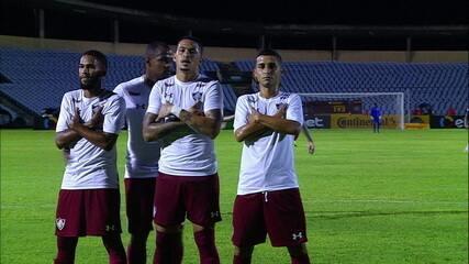 Os gols de River-PI 0 x 5 Fluminense pela Copa do Brasil