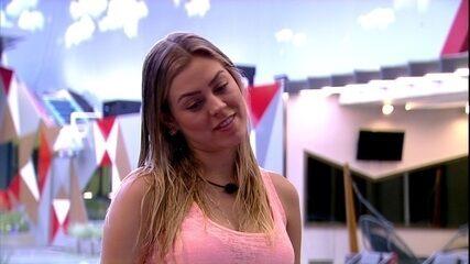 Paula comenta desempenho de Alan na Prova do Anjo: 'Demonstrou os rancores dele'