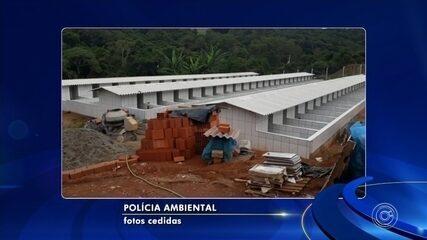 Polícia interdita canil em Piedade após denúncia de maus-tratos