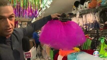 Saiba o que está em alta nos acessórios e fantasias para o Carnaval