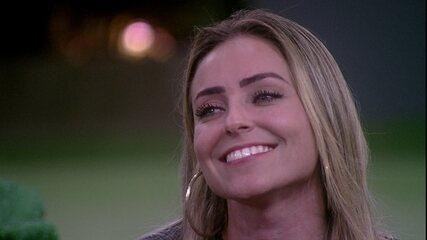 Paula para Rodrigo: 'Seu coração é tão mole quanto sua voz é grossa'