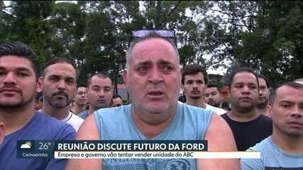 Ford e governo do estado vão tentar vender unidade de São Bernardo