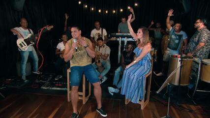 A banda vota e escolhe a música 'Lá Vem Viola' como a que vai pegar no verão