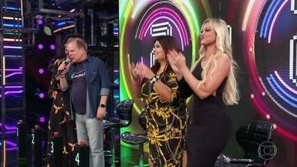 Ellen Rocche, Fabiana Karla vencem a disputa do 'Super Ding Dong'
