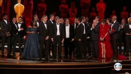 """""""Green Book"""" recebe o Oscar de melhor filme"""