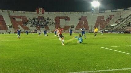 Huracán vence o Cruzeiro por 3 a 1 pela Copa Libertadores de 2015