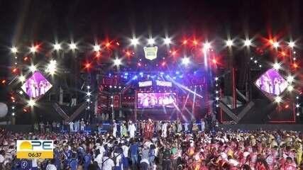 No Recife, Tumaraca reúne nações de maracatu