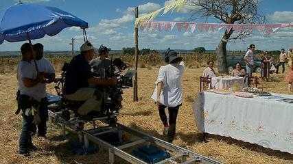 Nova novela das 9, da Rede Globo, tem cenas gravadas no Rio Grande do Sul