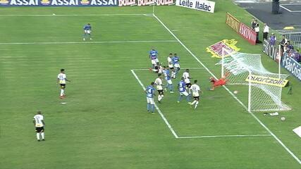 Os gols de São Bento 1 x 1 Corinthians pela 9ª rodada do Campeonato Paulista