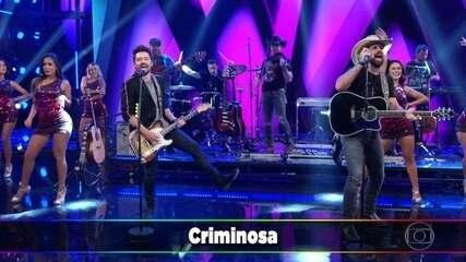 Fernando & Sorocaba cantam 'Bala de Prata'