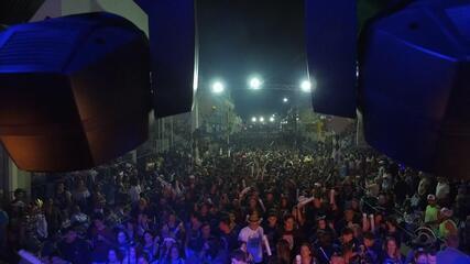 Carnaval de Jaguarão faz sucesso em mais um ano no Rio Grande do Sul
