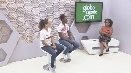 Bate-papo GE: atletas do Porto Velho fala de estreia no Campeonato Brasileiro Feminino A2