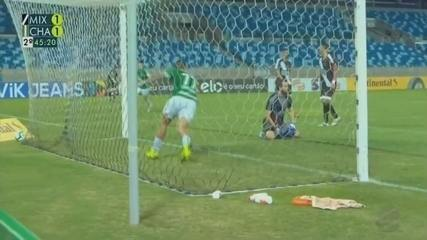 Perotti marcou um gol na Copa do Brasil deste ano