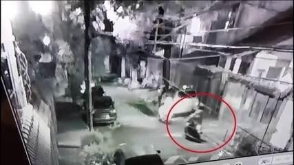 Filho do ex-jogador Cafuringa, mestre de jiu-jitsu é assassinado com 14 tiros no RJ