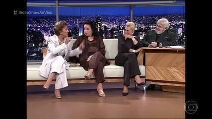 Relembre entrevista com Lolita Rodrigues, Hebe Camargo e Nair Belo no 'Programa do Jô'
