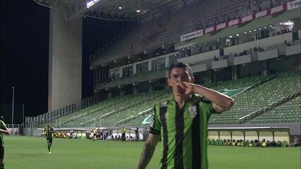 Melhores momentos: América-MG 2 x 0 Tupynambás pelo Campeonato Mineiro 2019