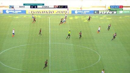Veja os melhores momentos de Bahia 0 x 0 Vitória