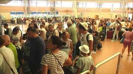 Aumenta número de brasileiros barrados na Europa