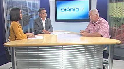 Secretário de Segurança de Mogi fala sobre os alagamentos na cidade