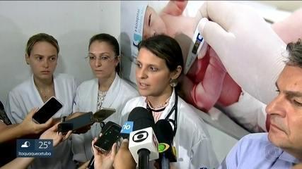Vítimas foram levadas a seis hospitais de Suzano e região