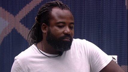 Rodrigo fala sobre indicação: 'Não vão ter pena'