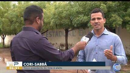 Novo presidente do time Cori-Sabbá é eleito