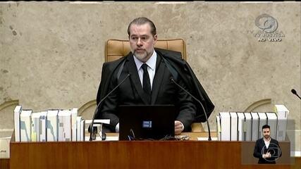 Dias Toffoli abre inquérito para investigar ofensas e ataques contra ministros do STF