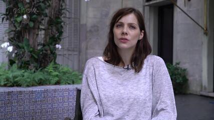 Elisa Volpatto fala sobre a investigação de Mira em 'Assédio'