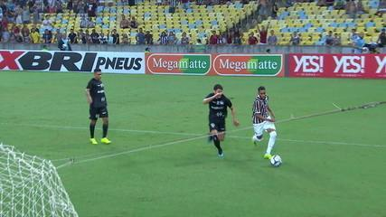 Melhores momentos de Fluminense 1 x 1 Botafogo pela 4ª rodada da Taça Rio 2019