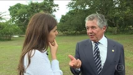 Ministro Marco Aurélio do STF questiona abertura de inquérito pelo presidente da corte