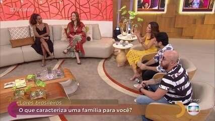 Modelo pai, mãe e filhos não é mais maioria das famílias no Brasil
