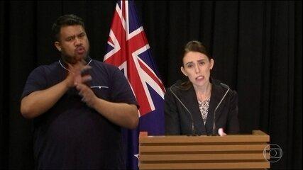 Nova Zelândia anuncia proibição de venda de armas militares