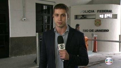 Junto com Michel Temer e Moreira Franco, todos os presos irão para a sede da PF no Rio