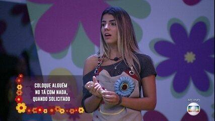 Hariany coloca Rodrigo no 'Tá Com Nada'