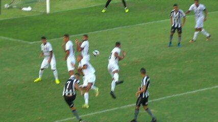 Melhores momentos: Americano 2 x 2 Botafogo pelo Campeonato Carioca
