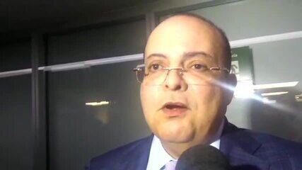 """Ibaneis fala que vai """"passar o trator"""" em invasões"""