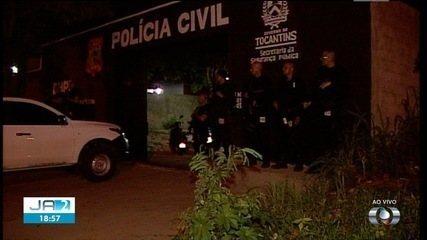 PM que dirigia viatura que atropelou adolescente é preso em Palmas
