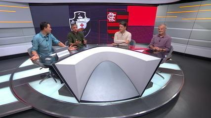 Seleção SporTV analisa a final da Taça Rio entre Vasco e Flamengo