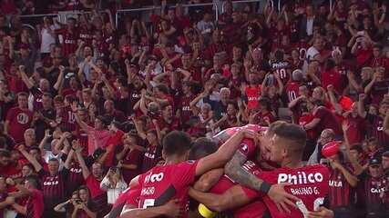 Melhores momentos: Athletico-PR 3 x 0 Boca Juniors pela Taça Libertadores