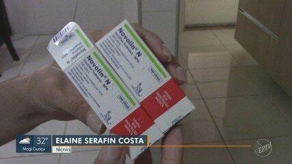 Monte Mor, Sumaré e Paulínia registram falta de medicamentos