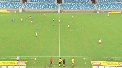 Mundão estreou com empate fora de casa no Brasileiro Feminino A-2
