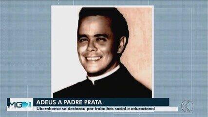 Padre Prata morre aos 96 anos em Uberaba