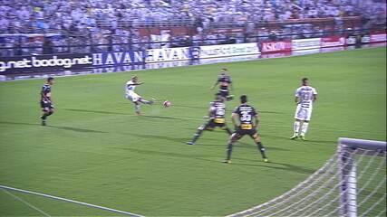 Melhores momentos: Santos 1 (6) x (7) 0 Corinthians pela semifinal do Campeonato Paulista