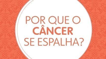 10 perguntas sobre o câncer: por que o câncer se espalha?