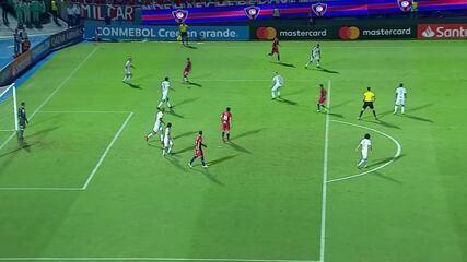 Melhores momentos de Cerro Porteño 4 x 1 Atlético-MG