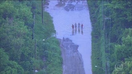 Depois de três dias do temporal, Prefeito do Rio decreta estado de calamidade pública