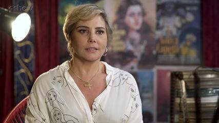 Heloísa Perissé comenta sobre sua personagem 'Socorro'