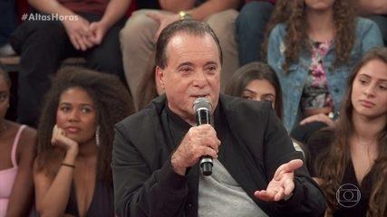 Tony Ramos disse que mulher nunca teve ciúmes dele